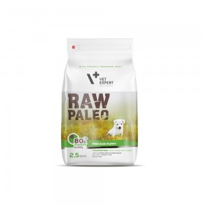 RAW PALEO PUPPY MINI 2,5KG